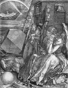 Melencolia I ~ Albrecht Drurer
