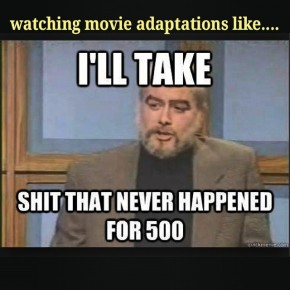 movie adaptations